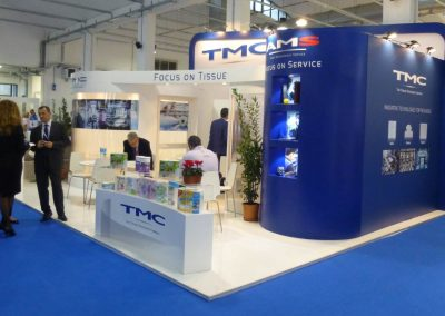 Design stand construction for MIAC