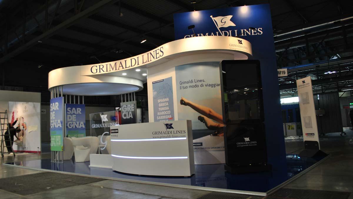 Grimaldi BIT -8