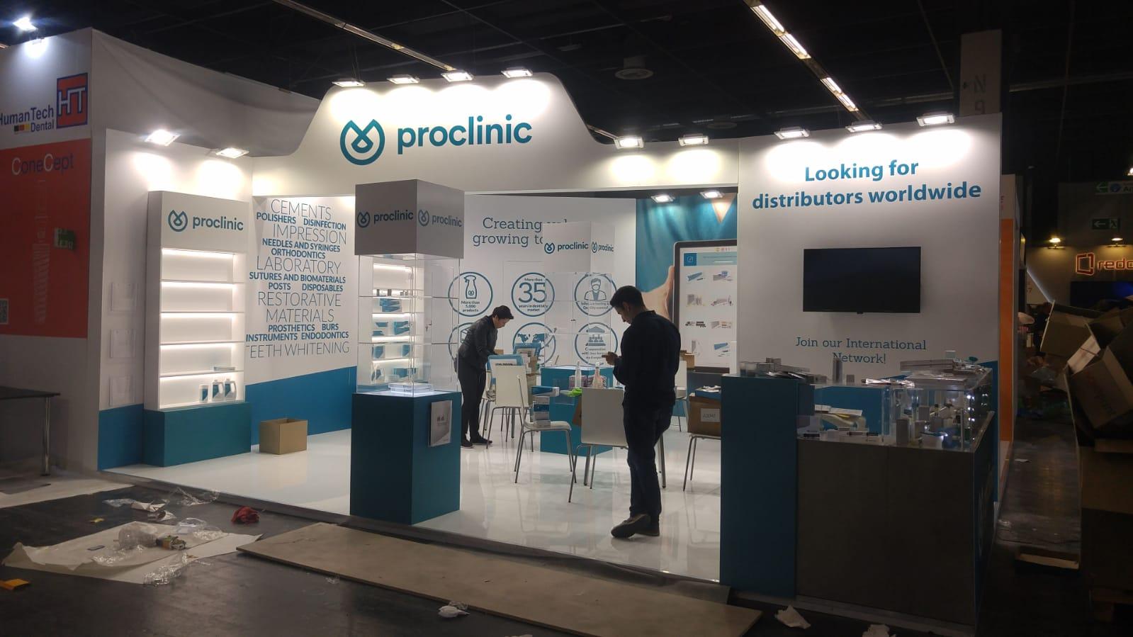 Proclinic ids -8