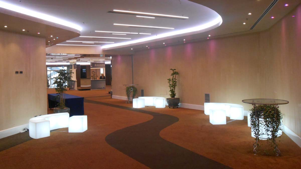 Conference furniture rental