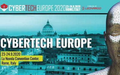 Cybertech Europe 23-24 Sept.