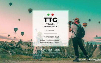 TTG Travel Experience 14-16 Oct.