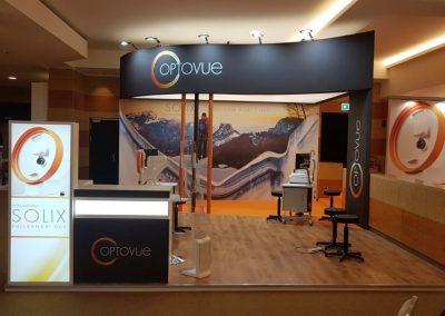 OCT Congress exhibition spaces