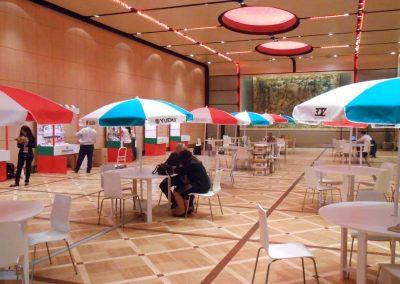 Fipp Congress all around exhibition service
