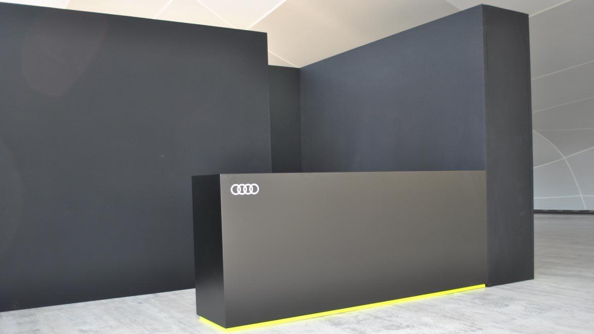Decorative elements construction for Pro Events
