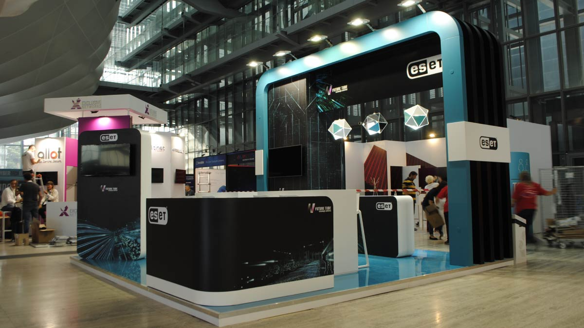 Personalized exhibition stands